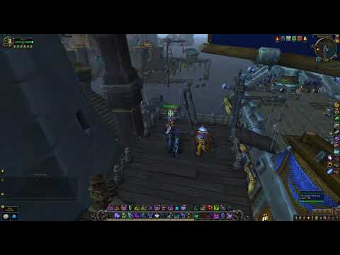 WoW BFA - 7th Legion Emissary Location - YouTube