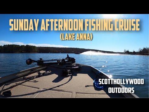 Sunday Afternoon Fishing Cruise (Lake Anna)