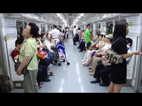 The Seoul  Subway  Simplified 수도권 전철