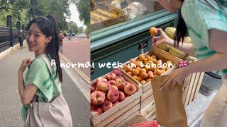 [영국Vlog] 여름 영상 탈탈 털어 만든 런던 브이로…