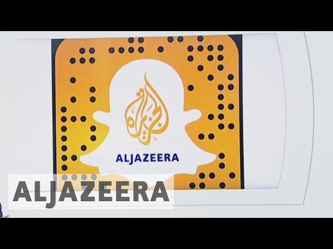 Snapchat bans Al Jazeera's Discover channel in Saudi Arabia