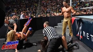 Fandango vs. Bo Dallas: WWE Main Event, June 24, 2014