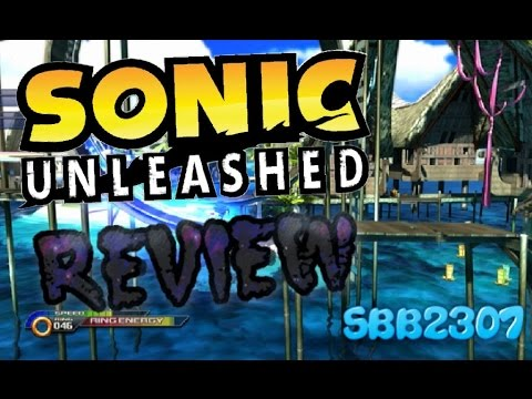 Sonic Unleashed PS3 Review!