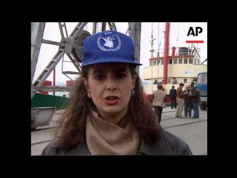 Albania - UN World Food Programme aid