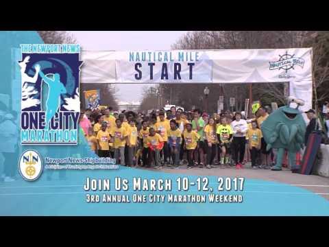 Newport News One City Marathon 2016 Charitable Impact