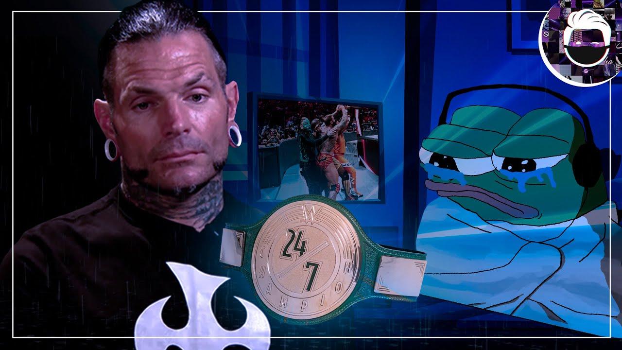WWE está arruinando a Jeff Hardy (No importa cuando leas esto)