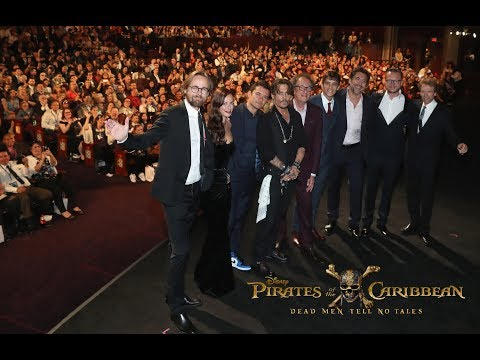 Download Youtube: Pirates of the Caribbean: Dead Men Tell No Tales - Pirate's Life