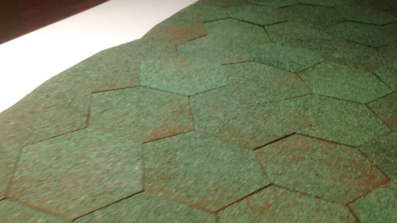 3D Printable Hex Terrain Layout