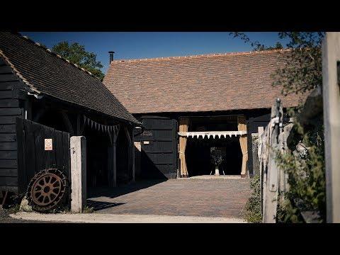 Gildings Barns Wedding Film