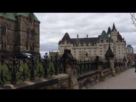 Parliament Building of Ottawa Canada