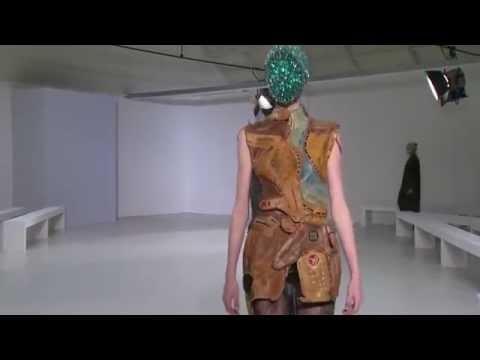 Maison Martin Margiela Artisanal × Haute Couture Fall/Winter 2012/2013 Full Fashion Show