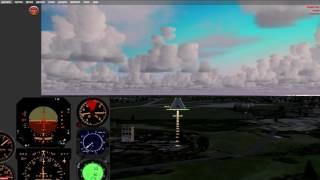 Посадка Ту-154Б-2(, 2016-07-24T22:14:09.000Z)
