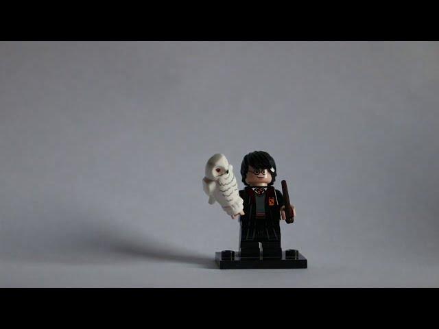 Lego Harry Potter Minifiguren Serie 1-Harry Potter-#1-Speedreview