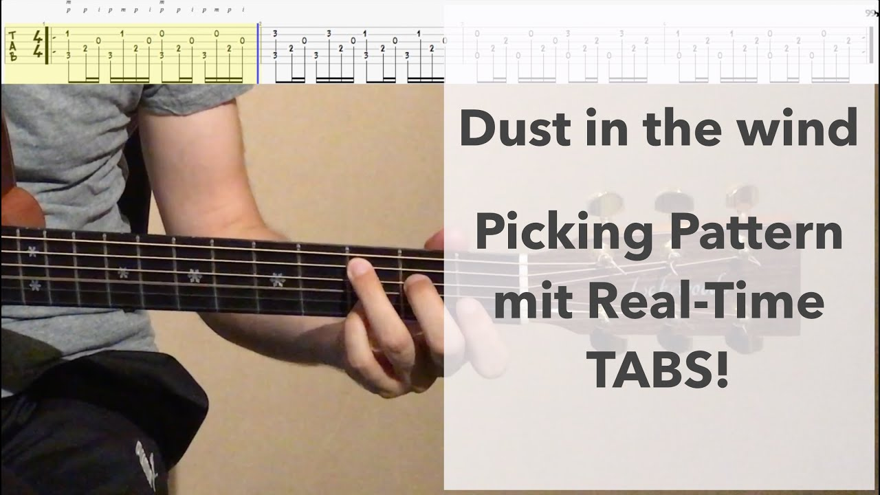 Wind Fingerpicking Dust