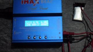 rc modellismo caserta caricabatteria lipo how to charge battery with imax b6ac charger