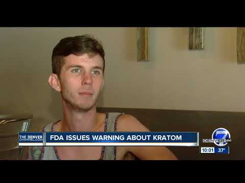 FDA warns against bontanical Kratom