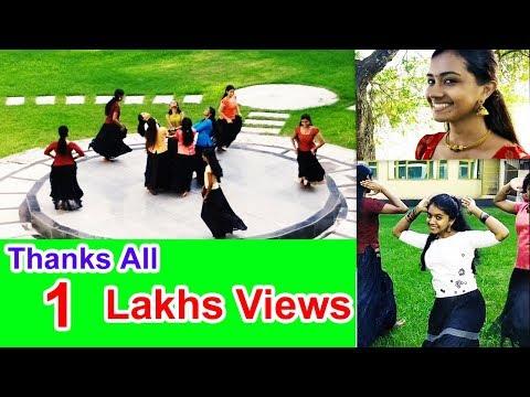 പെൺപിള്ളേർ പൊളിച്ചു Jimikki Kammal Dance IISER K Girls Version Kolkata
