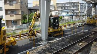 185系 臨時快速 あしかが大藤まつり号 赤羽駅〜浦和駅