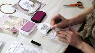Heartfelt Creations Shaping Rosebuds and Quick Coloring