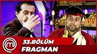 MasterChef Türkiye 33.Bölüm Fragmanı | LOKMALAR BİR BİR PATLIYOR