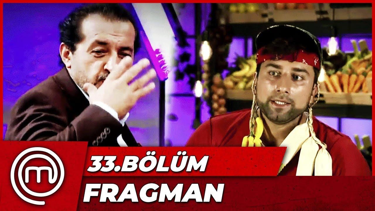 MasterChef Türkiye 33.Bölüm Fragmanı
