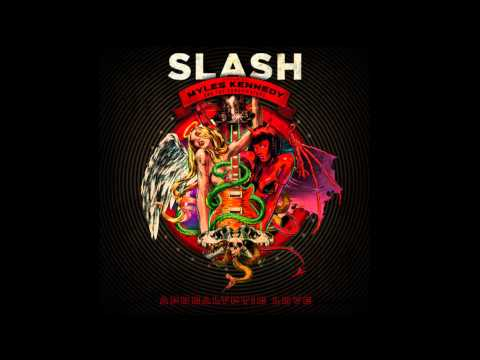 Slash Feat. Myles Kennedy – Crazy Life (Bonus Track) – Song Apocalyptic Love (2012).mp4