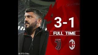 ОБЗОР МАТЧА Ювентус 3:1 Милан / ГОЛЫ МАТЧА / Juventus Milan / 31.03.2018