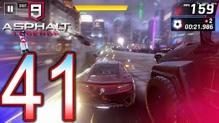 ASPHALT 9 Legends Switch Walkthrough - Part 41 - Land Of Racing Sun