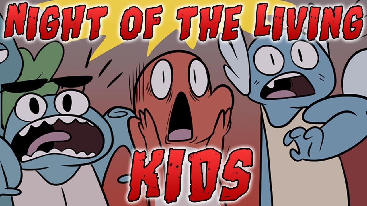 dd78f6d0 (Pokemon Nekoama Comic Dub) - NIGHT OF THE LIVING KIDS | Part 1. The Aquatic  Charizard