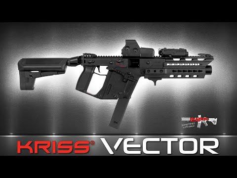[Projekt] Krytac Kriss Vector S-AEG (TNT, Laylax, Angry Gun) - 6mm Airsoft/Softair (German,DE)