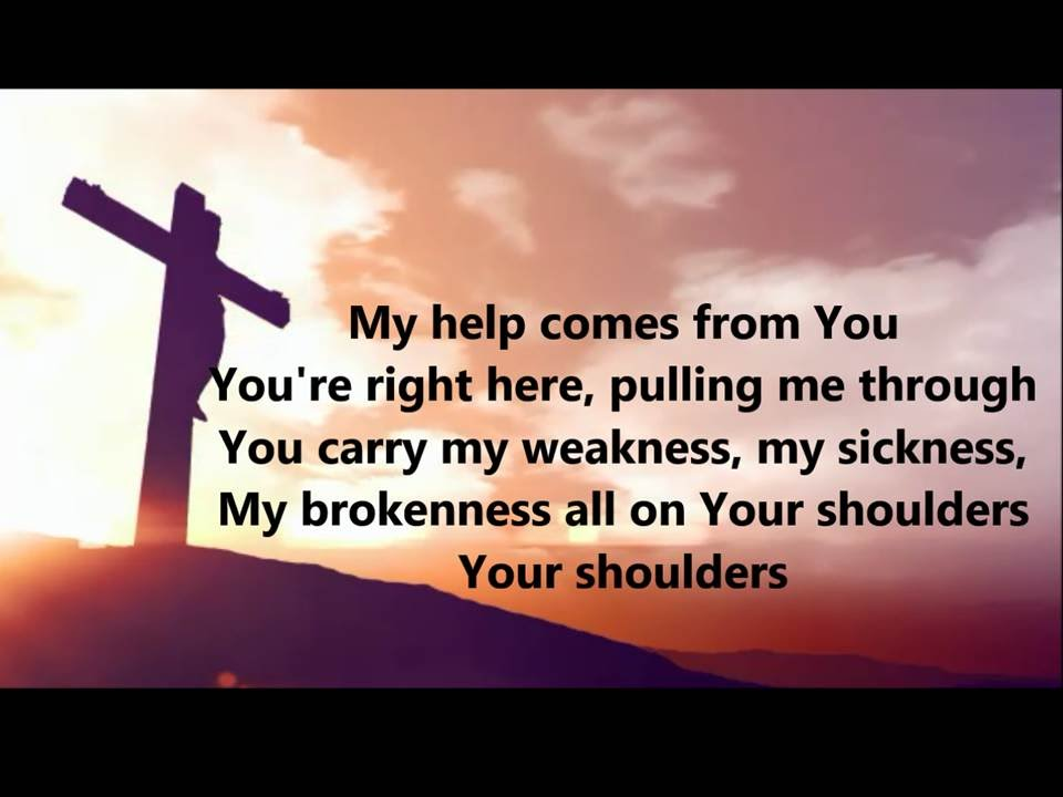 Lyric fall into me lyrics : Shoulders- For King & Country- Lyrics on Screen - YouTube