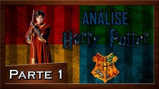 Análise - Saga de Games Harry Potter - Parte 1