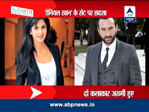 Accident on sets of Saif, Katrina Kaif's 'Daniyal Khan' thumbnail