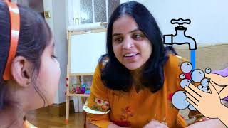 Spider on my Ice Cream Ashu and Cutie Pretend Play New Video
