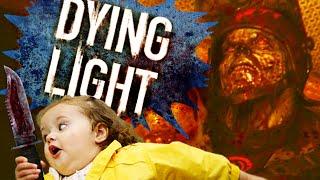 Dying Light The Following - Zumbizão Monstrão