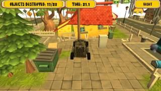 3D Yokedici Araba - 3D Oyuncu