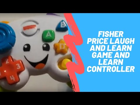 Fisher Price Laugh And Learn Game And Learn Controller