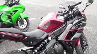#7バイク初心者女子みけまるNinja400紹介