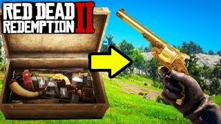 HIDDEN CHEST UNLOCKS A BIG SECRET IN Red Dead Redemption 2