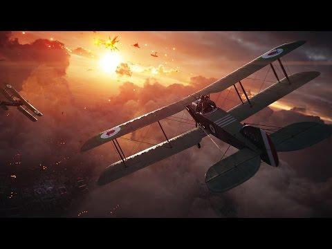 Battlefield 1 - настройки управления самолетом!