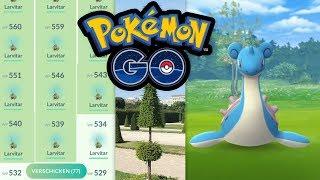 Lapras aus Quests! Feedback zum Larvitar Community Day | Pokémon GO Deutsch #651