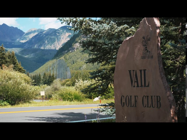 Rare 2-Unit Combination Steps To Vail Golf Course