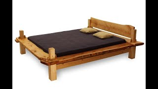 Fun To Assemble A Wooden Bed -  Feeling Excited On How Easy&smart It Can Be!