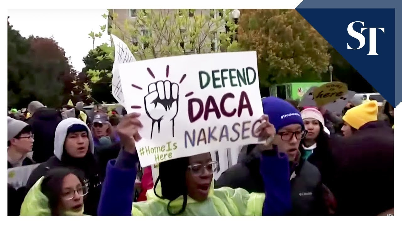 A Court Ruling Ending DACA Might Not Be a Good Thing for Trump ...