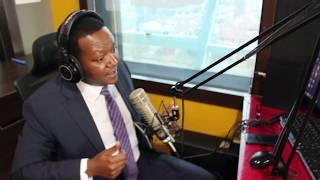 Nikiwa form two niliacha shule kusukuma mkokoteni kutokana na umaskini, Dr Alfred Mutua