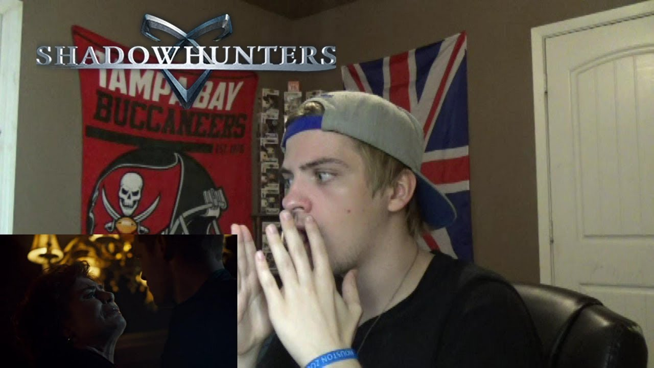 Download Shadowhunters - Season 3 Episode 7 (REACTION) 3x07 Salt in the Wound