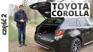 Toyota nie wytrzymała! Ma to nowa Corolla (techniczna część testu)
