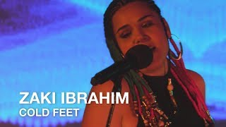 """Zaki Ibrahim performs """"Cold Feet from her latest album, The Secret ..."""