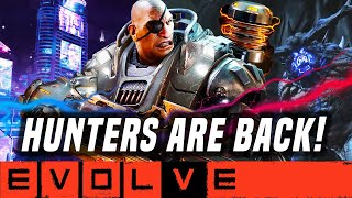 Baixar HUNTERS ARE BACK! Evolve Gameplay Stage Two (NEW EVOLVE 2019 Monster Gameplay)
