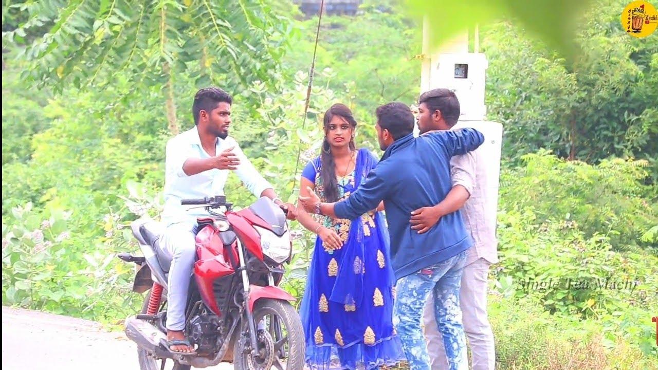 Girl Lift Prank | Bike Lift Prank | Lift Prank | Bike Prank | Prank | Girl Prank | Single Tea Machi